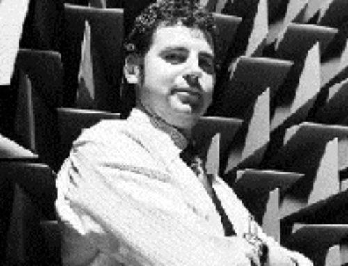"""Antonio fernández colomo, abogado especialista en ruido """"El 50% de los ruidos vecinales se evitaría con un comportamiento cívico normal"""""""
