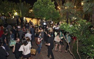 Ambiente nocturno en una de las terrazas existentes en Sevilla - JUAN FLORES