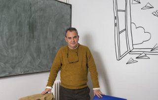 El escritor y sacerdote Pablo D'Ors, fotografiado en Madrid - ÁNGEL NAVARRETE :: ABC