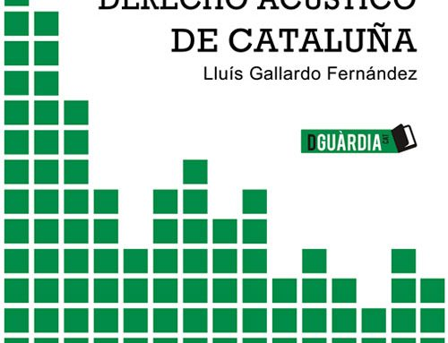 Derecho acústico de cataluña