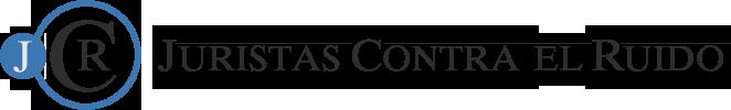 Juristas Contra el Ruido Logo